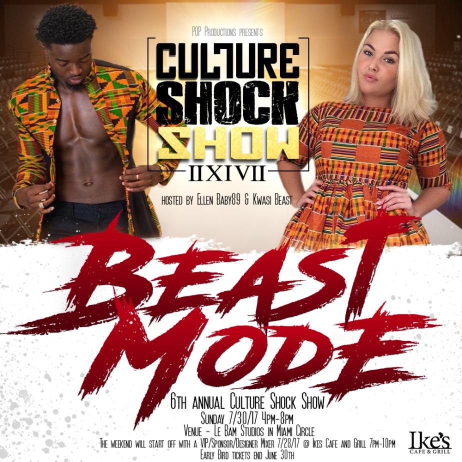 Culture Shock Beast Mode