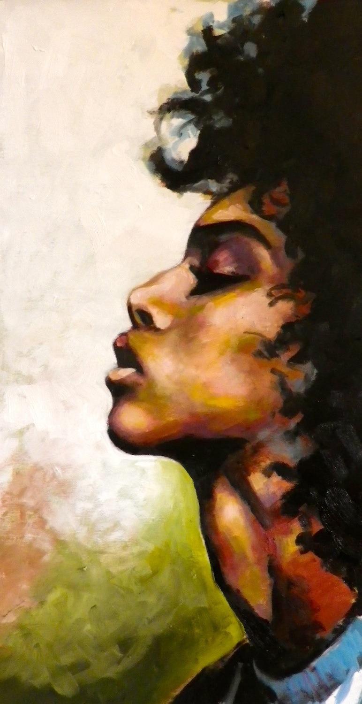 Thomas Saliot Painting